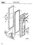 Diagram for 02 - Freezer Compartment Door