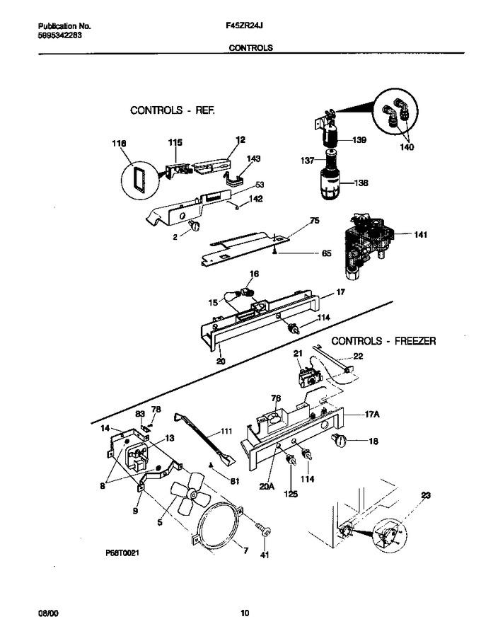 Diagram for F45ZR24JW1