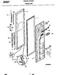Diagram for 03 - Freezer Door