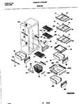 Diagram for 13 - Shelves