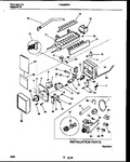 Diagram for 10 - Ice Maker And Installation Parts