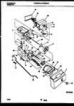 Diagram for 14 - Ice Dispenser