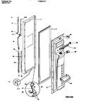 Diagram for 02 - Freezer Door Section