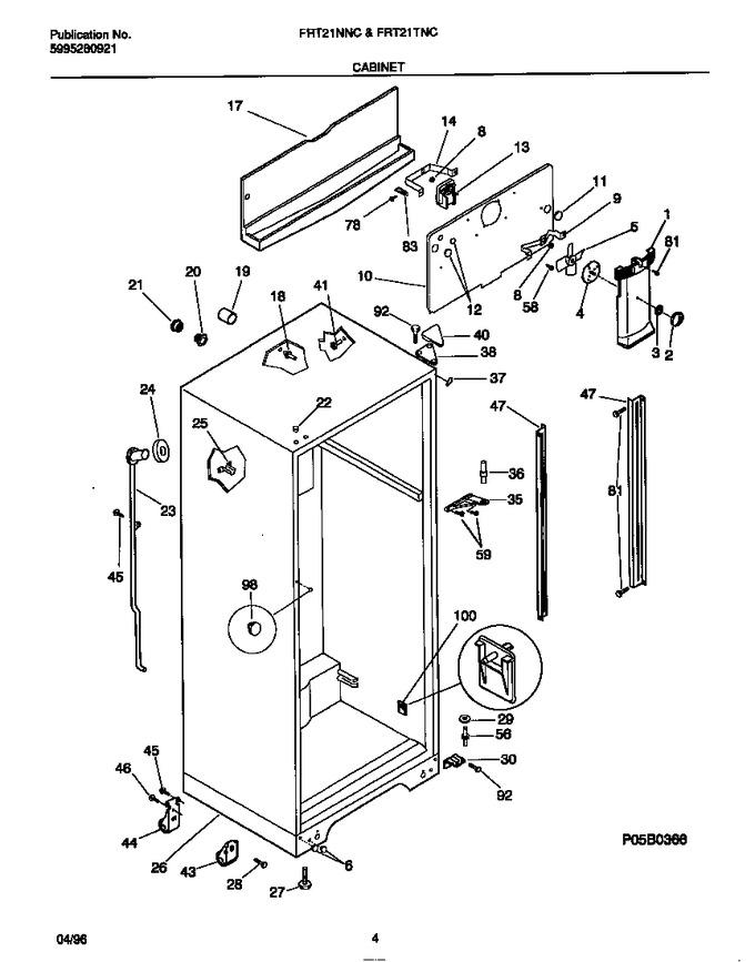 Diagram for FRT21NNCD3