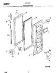 Diagram for 03 - Ref Door