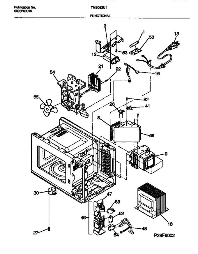 Diagram for TMS083U1W0