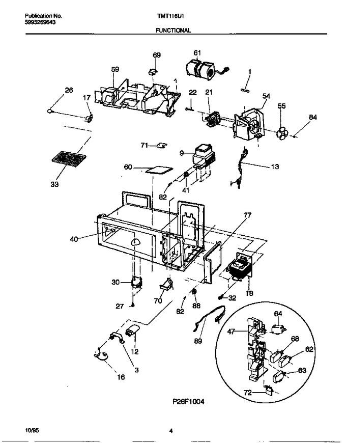 Diagram for TMT116U1W0