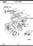 Diagram for 08 - Refrigerator Control Assembly, Damp