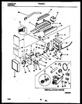 Diagram for 14 - Ice Maker And Installation Parts