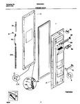 Diagram for 02 - Freezer Door