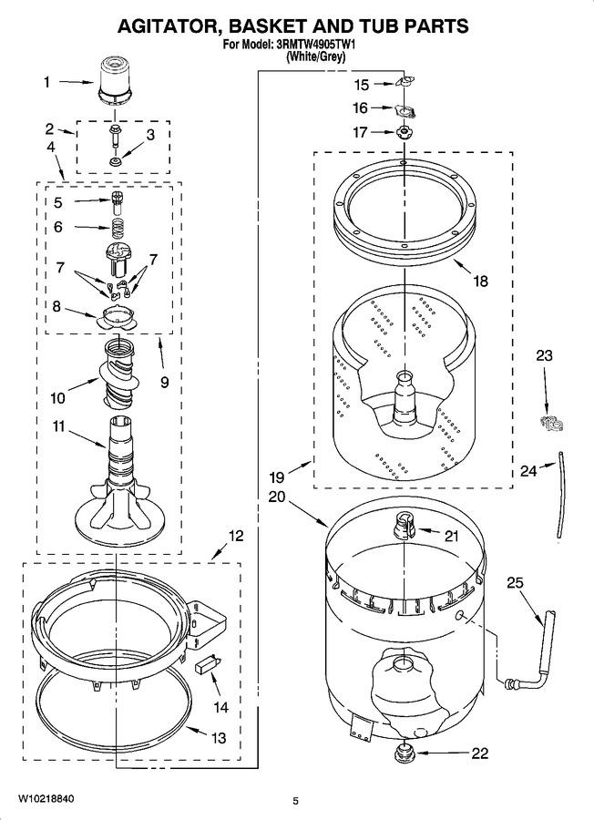 Diagram for 3RMTW4905TW1