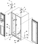 Diagram for 12 - Hinges