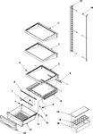 Diagram for 05 - Deli And Ref Shelf