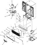 Diagram for 05 - Frz Light/evaporator/evap Fan Assy.