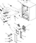 Diagram for 11 - Ref Light/water Tank/filter/valve