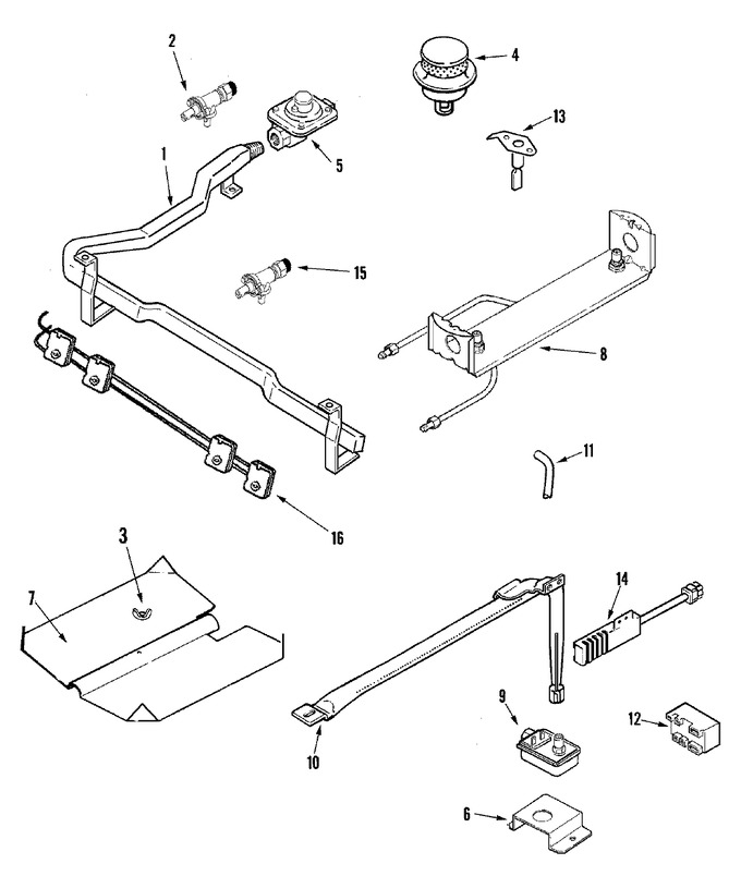 Diagram for MGR4452BDS