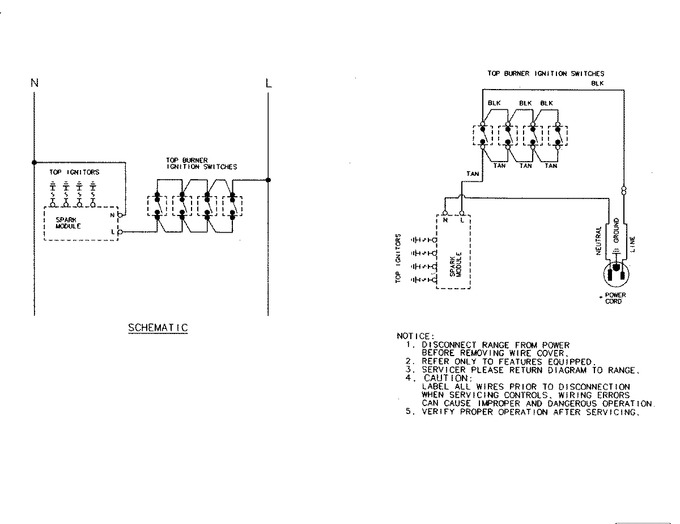 Diagram for MGC6430BDW