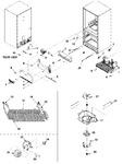 Diagram for 04 - Evaporator Area & Rollers