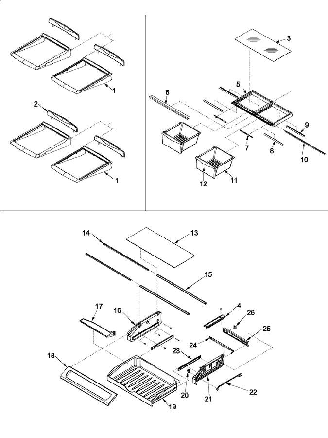 Diagram for JCB2059GES (BOM: PJCB2059GS0)