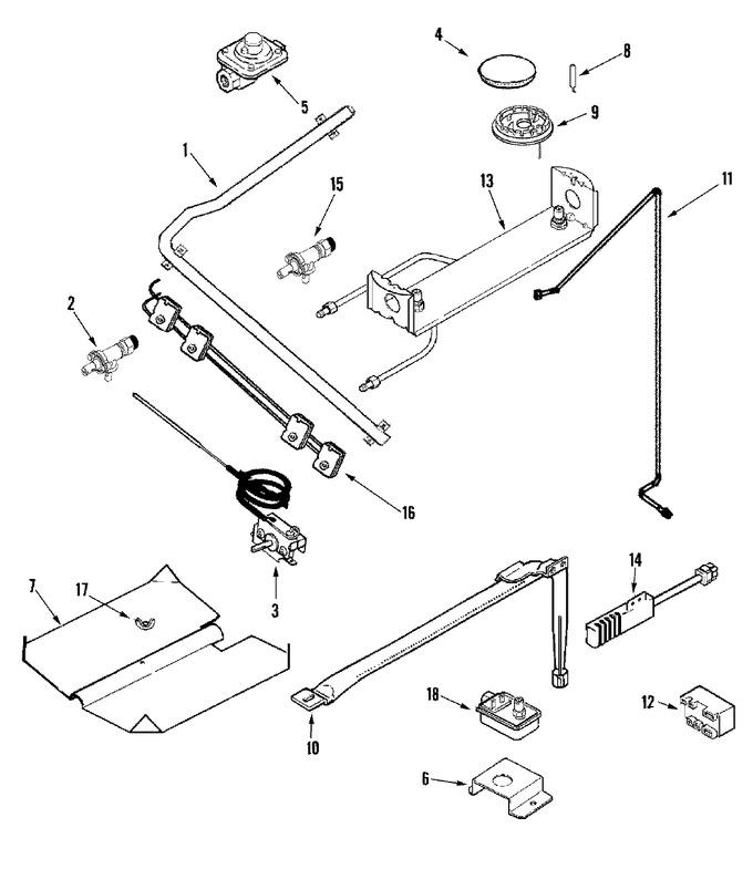 Diagram for MLR1415AJS