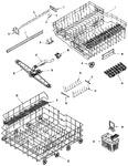 Diagram for 03 - Rail & Rack Assembly