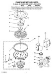 Diagram for 08 - Pump And Motor Parts