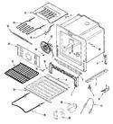 Diagram for 07 - Oven/base