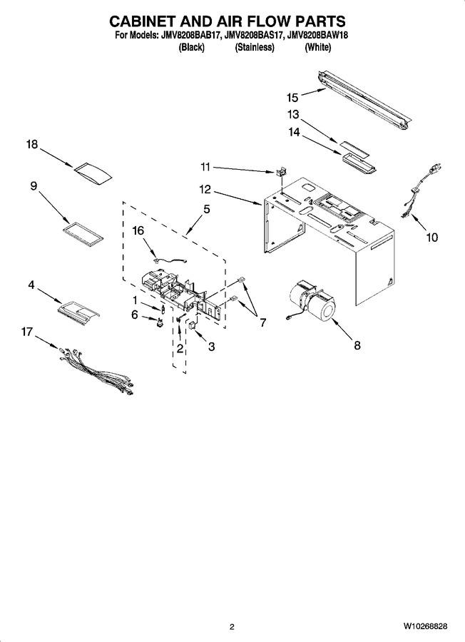 Diagram for JMV8208BAB17