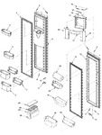 Diagram for 15 - Ref/fz Door And Shelf