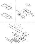 Diagram for 09 - Refrigerator Shelving