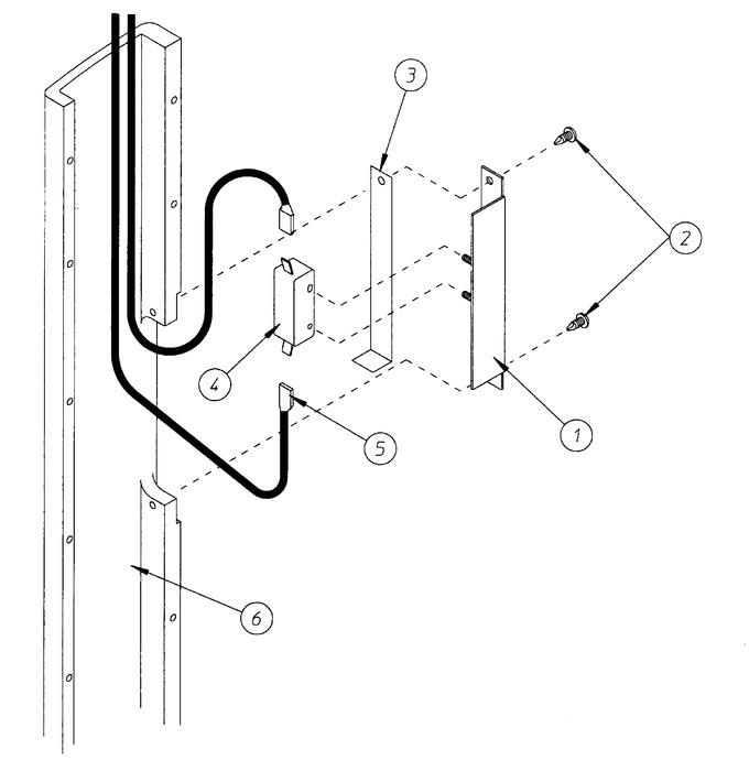 Diagram for MDG170P1HW