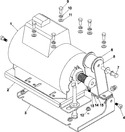 Diagram for 03 - Motor Assembly