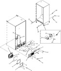 Diagram for 01 - Cabinet Back/rollers