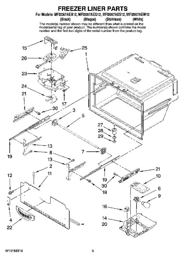 Diagram for MFI2067AEB12