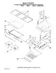 Diagram for 03 - Shelf Parts