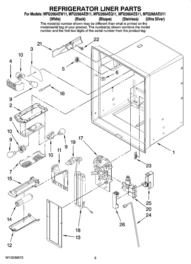 Diagram for MFI2266AEB11