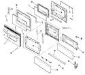 Diagram for 04 - Door/drawer (stl)
