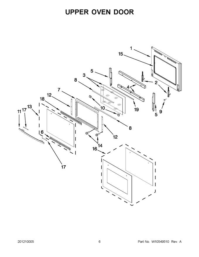 Diagram for JJW2730WB02