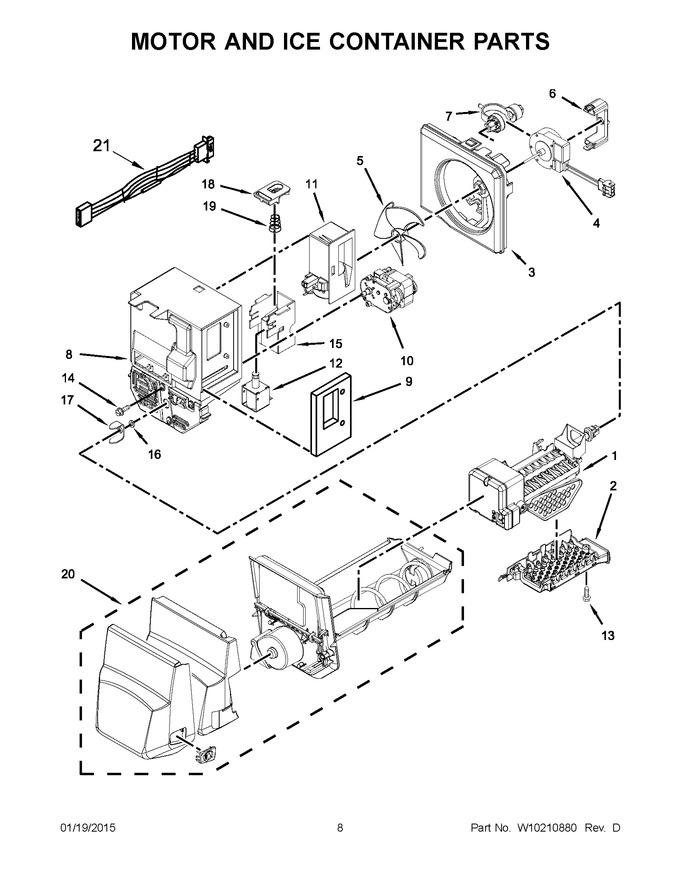 Diagram for MFI2269VEA10