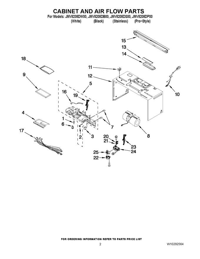 Diagram for JMV8208DW00