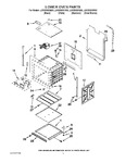 Diagram for 02 - Lower Oven Parts