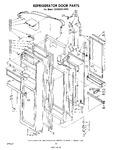Diagram for 07 - Refrigerator Door