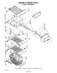 Diagram for 10 - Freezer Interior