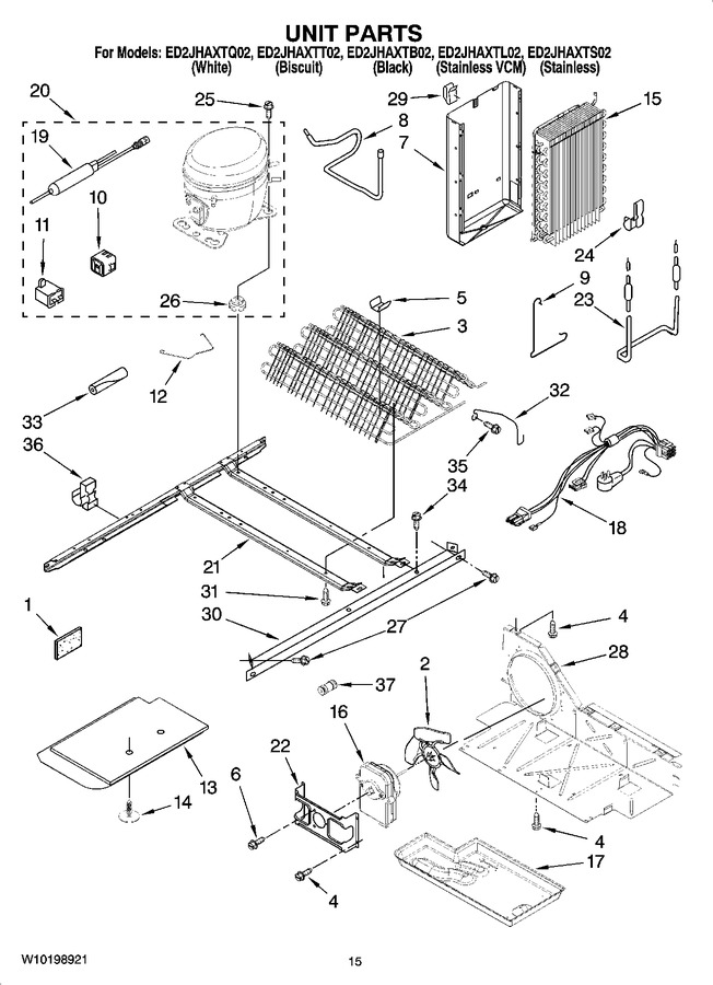 Diagram for ED2JHAXTT02