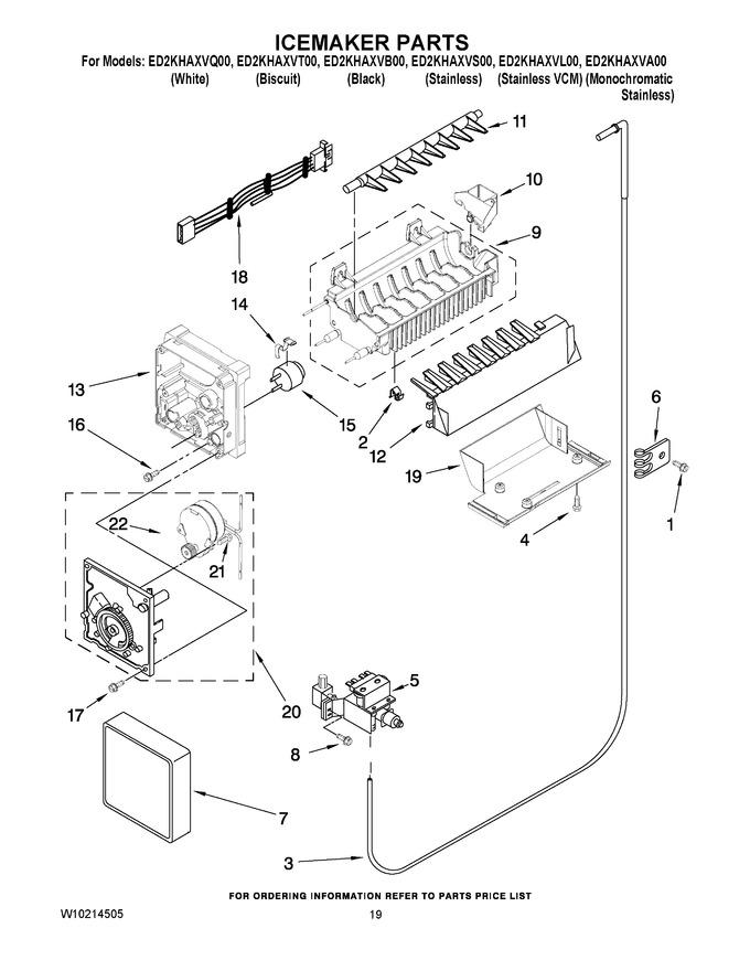 Diagram for ED2KHAXVA00