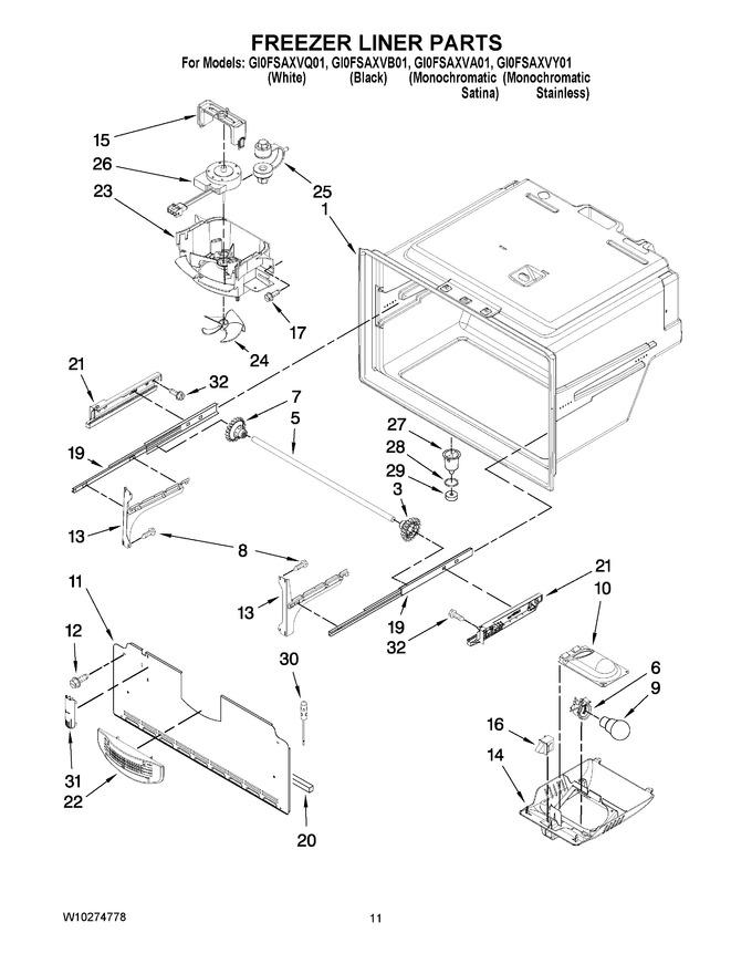 Diagram for GI0FSAXVB01