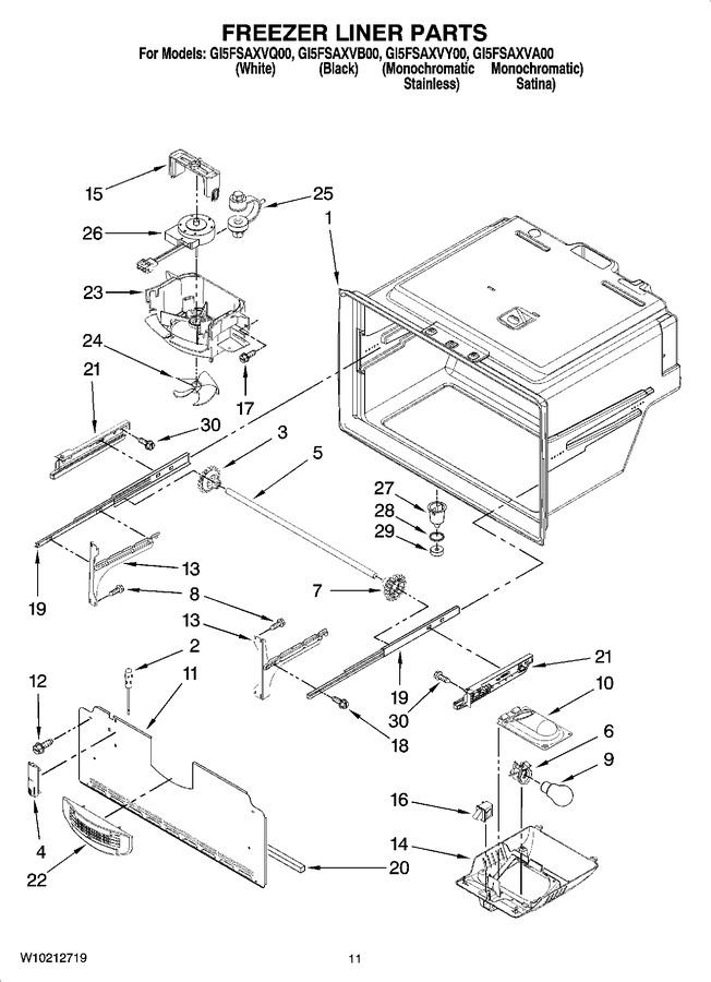 Diagram for GI5FSAXVB00