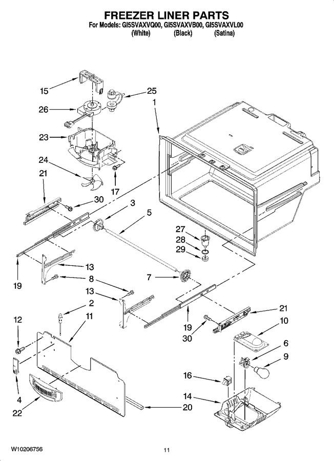 Diagram for GI5SVAXVB00