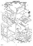 Diagram for 02 - Liner Parts