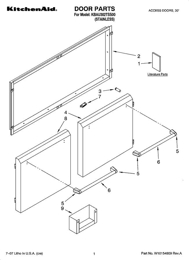 Diagram for KBAU302TSS00